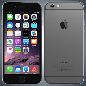 i phone 6 plus gray